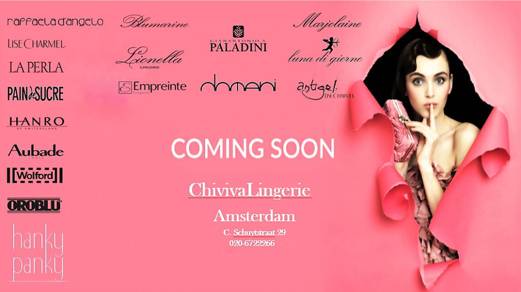 chiviva lingerie webshop